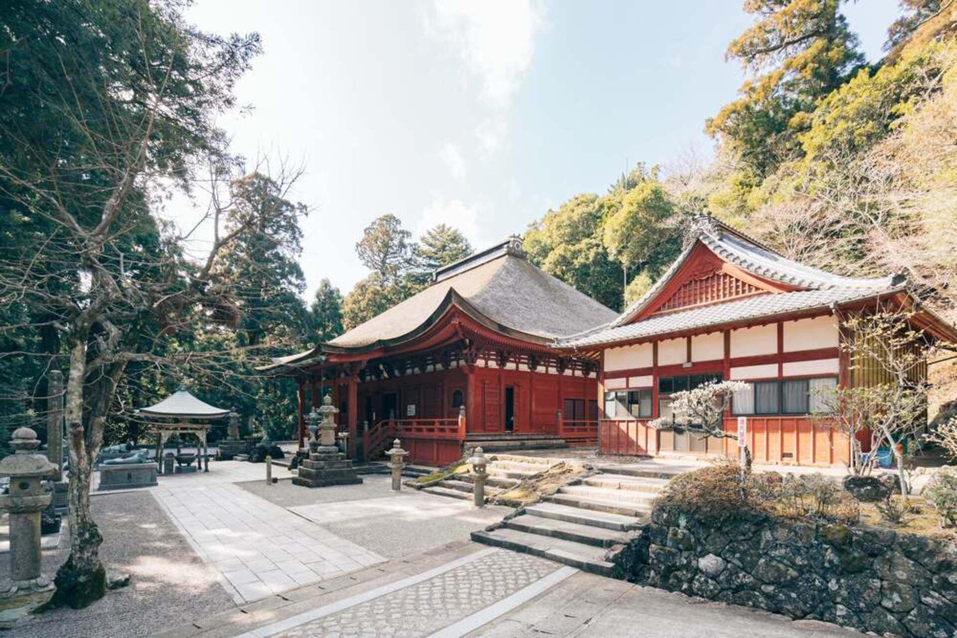 Asamagatake / Kongoshoji Temple