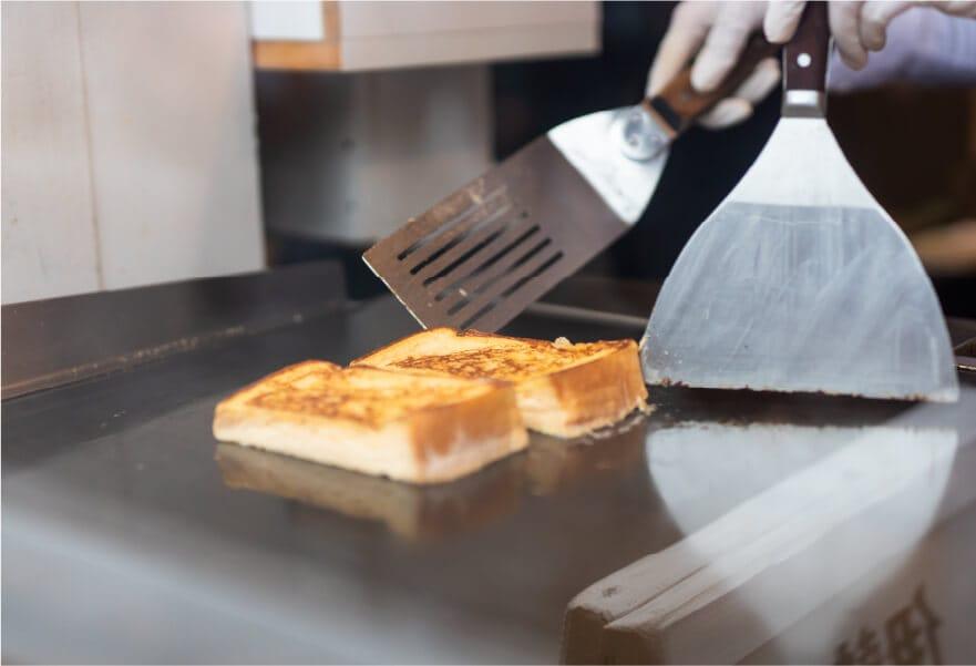 Ise Pudding Toast